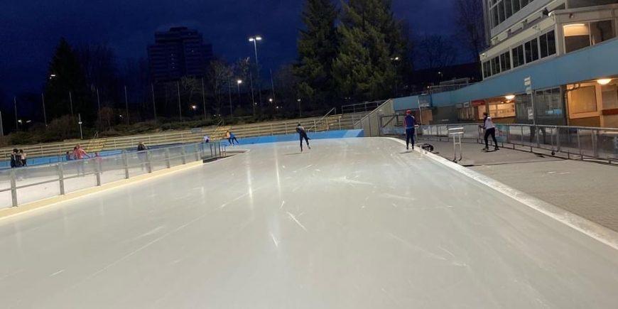 Neue Trainingszeiten in Wilmersdorf